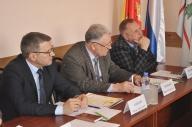 Заседание Совета Общественной палаты Тверской области. Налогообложение и использование земель с/х назначения