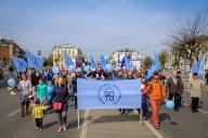 Первомайская демонстрация в Твери